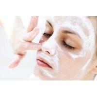 Очищение кожи лица после 40. Пилинг и скраб