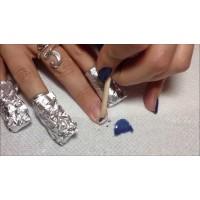 Как снять гель-лак с ногтей в домашних условиях?